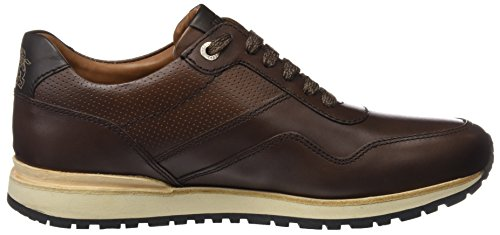 Lottusse Herren T2170 Sneaker Braun (custer Dc Carey)