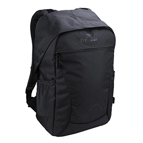 Travel Photography Pack Outdoor Nylon Waterproof Camera Bag for Canon Nikon DSLR Rucksack Multi-Color Fashion Backpack H48 x L30 x 20 CM , (High Kit Zubehör Roller)