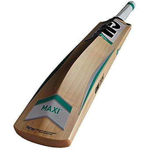 Gunn y Moore moviepostersdirect F4,5 DXM TTNOW Original bate de Cricket - verde, mango corto
