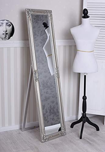 Garderobenspiegel Ganzkörperspiegel Standspiegel Barock Spiegel Flurspiegel Palazzo Exklusiv