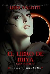 El Libro de Miya par Lena Valenti