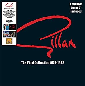 The Vinyl Collection 1979-1982 (Amazon Exclusive Edition)  [VINYL]