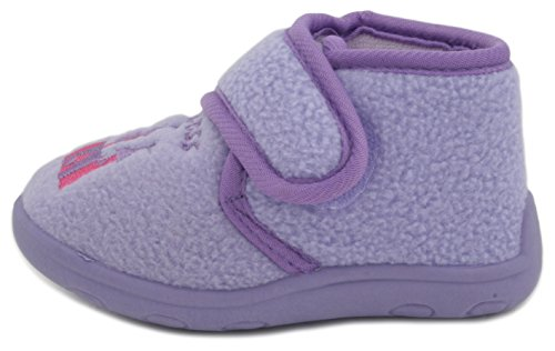 SlumberzzZ , Chaussons pour fille Lilas