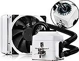 DEEPCOOL Captain 240 EX Wasserkühler,2 x 120mm Lüfter,All-In-One Extreme Performance CPU,Wasserkühlung 240mm,3 Jahre Garantie