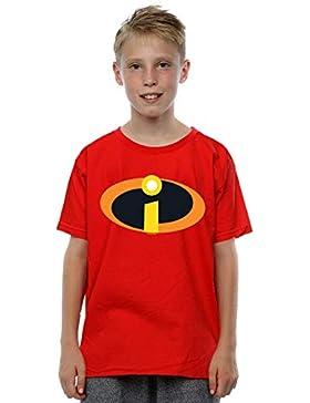 Disney Niños The Incredibles 2 Costume Logo Camiseta