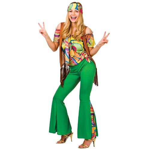 Groovy Hippie Adult Costume