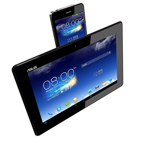 Asus 90AT0041-M00720 New Padfone 26 cm(10 Zoll, QuadCore-Prozessor,13 MP Kamera, 32GB, android) schwarz