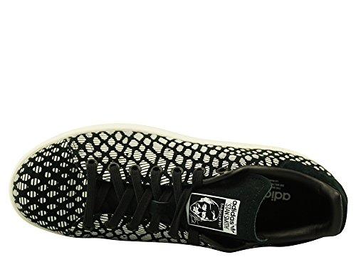 Scarpe Da Ginnastica Adidas Ladies Stan Smith W Bz0398, Nero Nero (negbas / Negbas / Ftwbla)