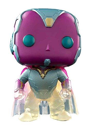 FunKo 024786 Pop Avengers Age of Ultron: Faded Vision 71 Bobble-Head