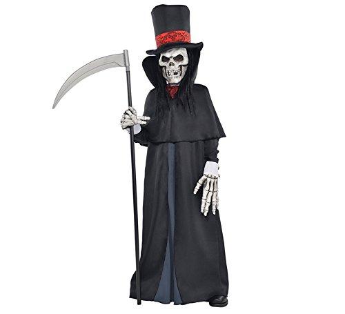 Christys London Disfraz de la Muerte para Niños y Adolescentes Halloween