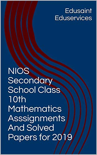 Nios Mathematics Book