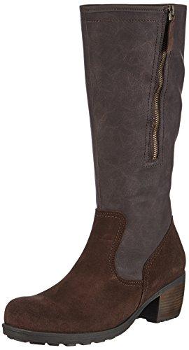 Jenny Bristol-Stf Damen Biker Boots Braun (caffee,tundra)
