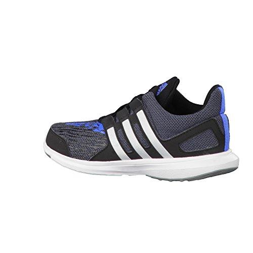 Grau 0 Adidas Laufschuhe Mädchen 2 Hyperfast K wx684Sq