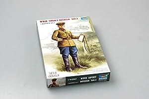 Trumpeter 703  - La Segunda Guerra Mundial Soviética Oficial Vol.1