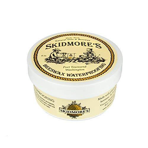 Cera Impermeabilizante Skidmore's Premium   Formulación natural y no tóxica para prevenir...
