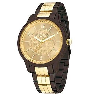 Reloj JUST CAVALLI TIME RELOJES Reloj Analógico-Digital para Adultos Unisex de Cuarzo con Correa en Aleación 1