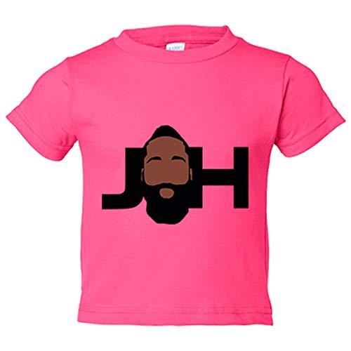 Camiseta niño James Harden La Barba MVP de baloncesto - Rosa, 7-8 años