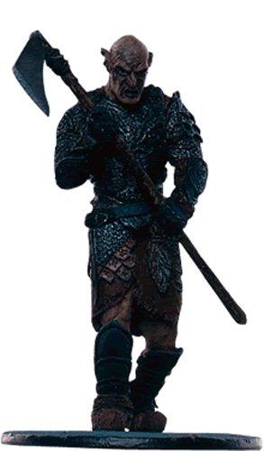 Lord of the Rings Señor de los Anillos Figurine Collection Nº 99 Minas Morgul Orc 1