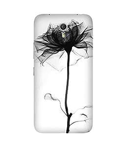 Smoky Flower Lenovo Zuk Z1 Case