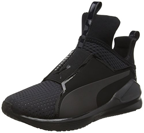 puma-fiercequiltedq4-sneakers-basses-femme-noir-puma-black-01-405-eu-7-uk