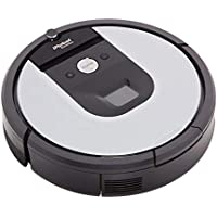 iRobot Roomba 965 W, 0 Decibeles, 0 negro