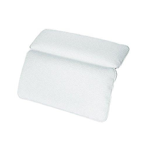 Gaeruite Badewannenkissen Wannenkissen Spa - PVC-Schaum Wasserdicht Sponge Spa Bad Kissen Wasserdicht Badewanne Shampoo Kissen Kissen Kopfstütze für Kinder / Kinder