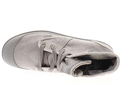Chaussures Homme 02477066m Palladium Haut Baskets 02477066m Homme Pallabrouse Gris 5e0b98