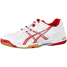 Asics voleibol Gel-Rocket 6, zapatillas de running para hombre blanco EU