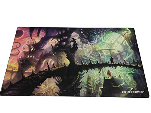 Doctor Frikistein R'LYEH Table Play Mat - Protege tu Superfice de Jueg