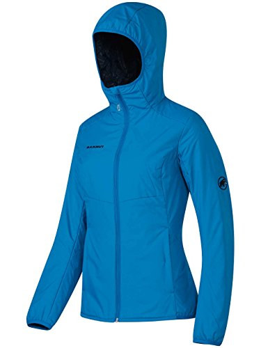 Mammut Runbold Advanced IS Hooded Women's Jacket atlantic