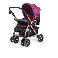 Swap Direction Stroller C768, Purple