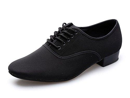 Miyoopark - Ballroom uomo Black-2.5cm Heel