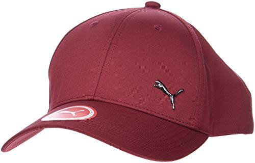 Puma Erwachsene Metal Cat Cap Kappe Pomegranate Adult