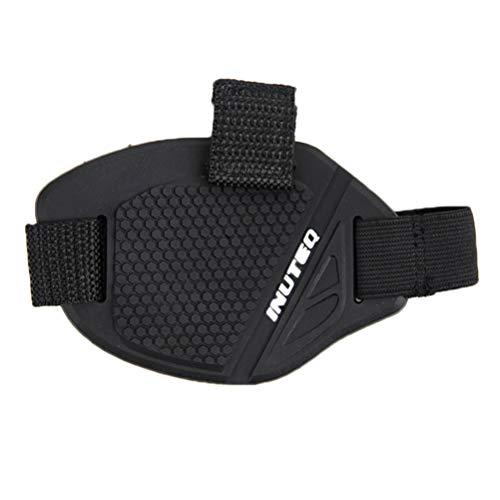 Preisvergleich Produktbild ASOSMOS Motorradschuhe Schutzausrüstung Pad Motorrad Schalthebel Schuh Stiefel Schutzhülle Neu