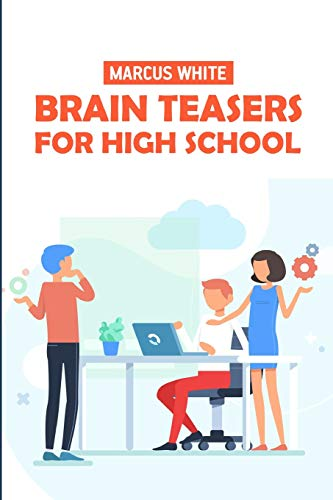 Brain Teasers For High School: Border Block Puzzles (Logic Puzzle Game) por Marcus White