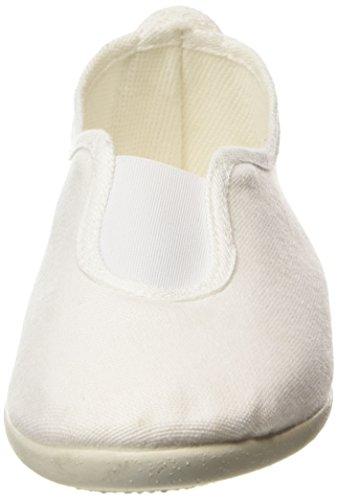 Sevilla Pique Liso Calzatura Bianco
