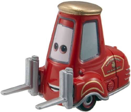 Cars Tomica Rescue Go-Go Guido (Fire Engine Type)