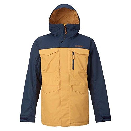 Burton Herren Snowboardjacke Covert Jacket, Eclipse/Syrup, XS