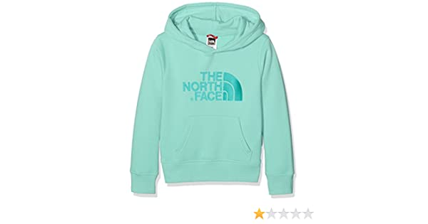 5295ba3408 North Face - 100 Drew Peak Sweat-Shirt - Enfant - Vert (Ice Green) - FR :  XS (Taille Fabricant : XS): Amazon.fr: Vêtements et accessoires