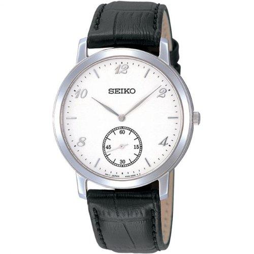 seiko-mens-white-dial-black-leather-strap-watch-srk013p1