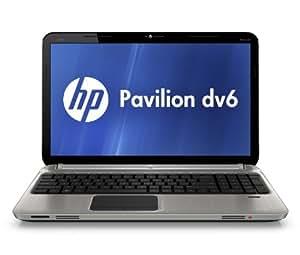 """HP Pavilion dv6-6192sf Ordinateur portable 15,6"""" (39,6 cm) Intel Core i7 2630M 1 To 8192 Mo Windows 7 Métal gris"""