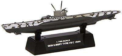 Easy Model Subs 1:700 - GERMAN NAVY U7C 1944 - EM37316