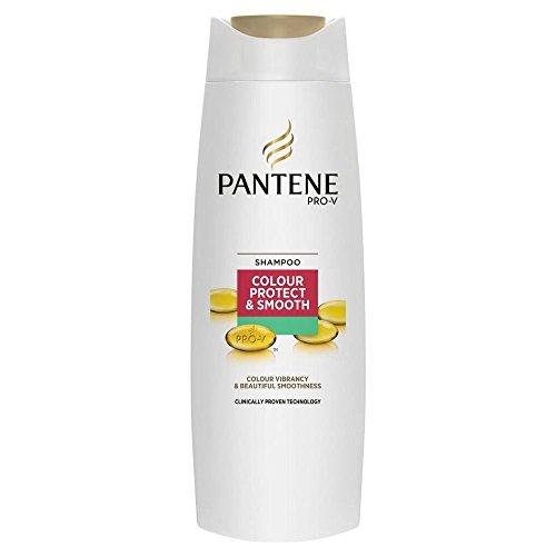 Pantene Pro- V Couleur Protéger Et Shampooing Lisse (250Ml)