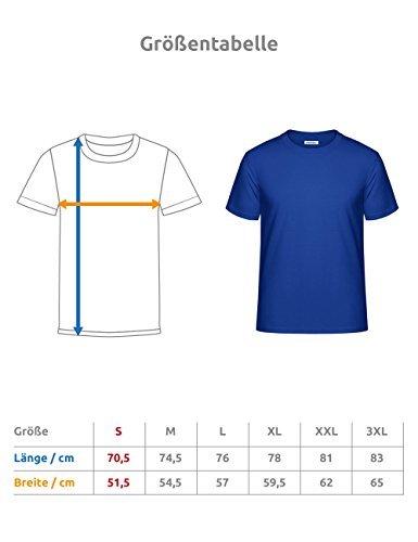 Festival T-Shirt Nicht trödeln; Tanzen | Herren T-Shirt Original von Shirtinator® Schwarz