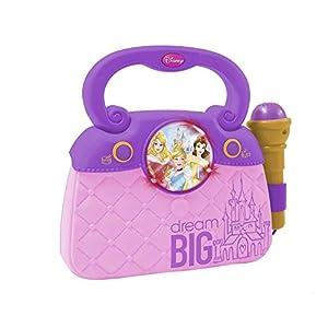 CLAUDIO REIG Princesas Disney Bolso y micrófono 5293.0