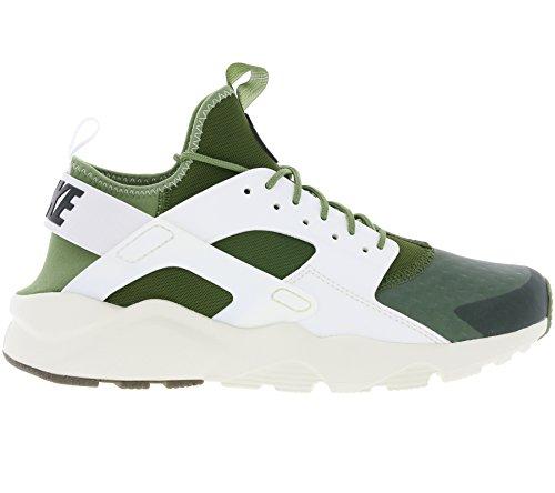 Nike - Basket Air Huarache Run Ult 875841 - 300 Vert Vert