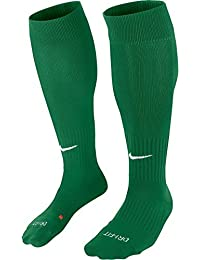 Nike SX5728-010, Calcetines Para Hombre, Verde (Pine Green / White)