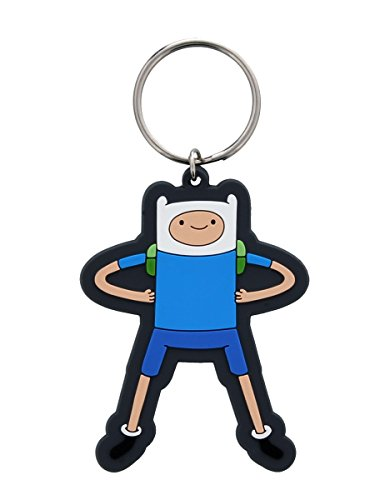 GB eye, Adventure Time, Finn, Portachiavi