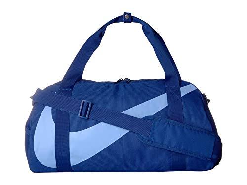 Nike Unisex Jugend Y NK Gym Club Klassische Sporttaschen, Indigo Force/Alum, One Size (Und Jugend-clubs)