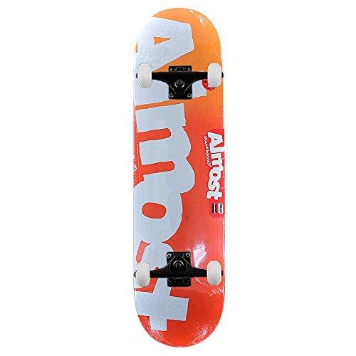 presque-skateboards-cote-tuyau-rouge-fade-skateboard-complet-21-cm